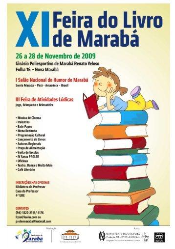 XI Feira do Livro de Maraba.pdf - Abilio Pacheco