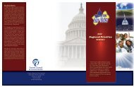 One Voice Priorities Summary Brochure (11 X 17 pdf) - Council of ...