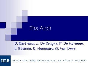 The Arch - IIHE