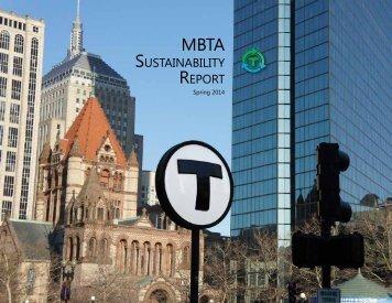 MBTA 2014 Sustainability Report web ver.