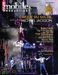 volume 4 issue 11/12 2011 - Mobile Production Pro