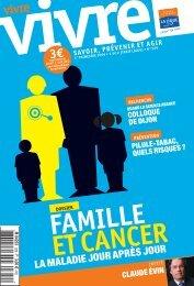 Sommaire et Edito - Ligue-cancer83.net