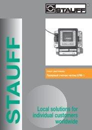 RU Laser Particle Monitor LPM1 Komplett.qxp - Stauff
