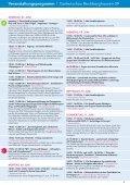 Veranstaltungsprogramm I Gartenschau Rechberghausen 09 - Page 5