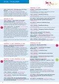 Veranstaltungsprogramm I Gartenschau Rechberghausen 09 - Page 6
