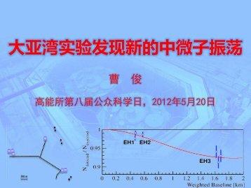 点击下载 - 中国科学院高能物理研究所