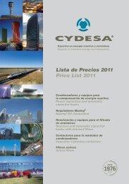 Descargar documento - Cydesa