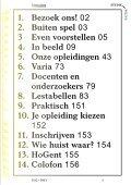 SCHOOL OF ARTS GENT - Hogeschool Gent - Page 3