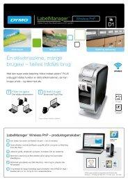 LabelManager™ Wireless PnP - Dymo