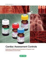 Liquichek™ Cardiac Assessment Controls - QCNet