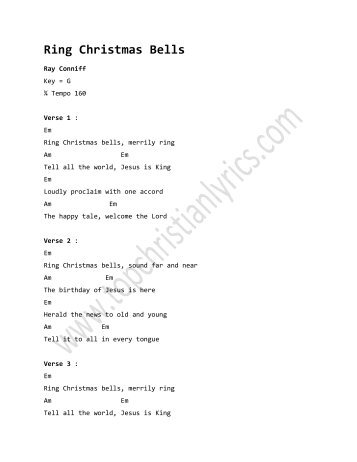 Original Broadway Cast of Rent – Christmas Bells Lyrics ...