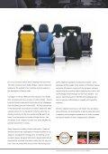 Seat range - Recaro - Page 5