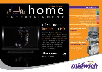 Life's more intense in HD - Midwich