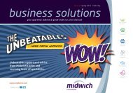 Unbeatable support and advice from Midwich's print and scanning ...