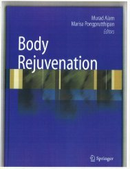 Body Rejuvenation Chapter on Platysmal Bands with Botulinum Toxin