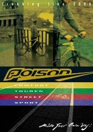 T r e k k i n g l i n e 2 0 0 8 - Poison-Bikes