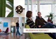 MILJÖANPASSA KONTORET! - Malmö stad