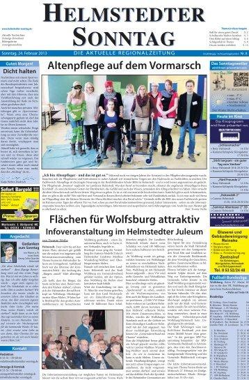 HELMSTEDTER SONNTAG HELMSTEDTER ... - ViP 4 Helmstedt