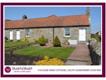 9 echline farm cottages, south queensferry eh30 9sw - Stuart & Stuart
