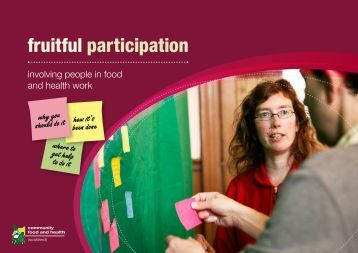 fruitful participation - Community Food and Health