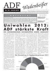 Wadenbeißer Nr. 93 vom 06.02.2012 [PDF] - ADF ...