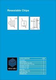 datasheet - Dolomite Microfluidics