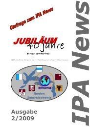 Ausgabe 2/2009 - IPA Zentralschweiz