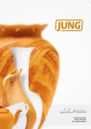 Fornos para porcelana, faiança, cristal e cerâmica - Fornos Jung