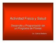 Actividad Física y Salud - Masvida