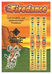 Firedance Spillevejledning - Compu Game