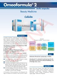 Download the Guna Therapeutic Guide - Cyto-Solutions Ltd