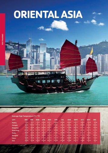 ORIENTAL ASIA - STA Travel Hub