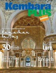 Kembara PLUS online edisi july 2014