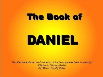 Daniel.pdf - Penn State University