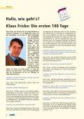 Klaus Fricke: Die ersten 100 Tage Trends und ... - Markus Jantzen - Seite 6