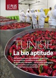 La bio aptitude - Jeune Afrique