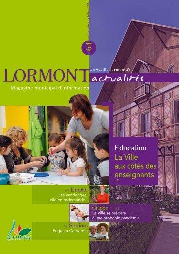 Lormont Actualités n°64