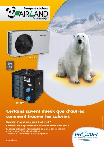 Pompe à chaleur - Nantalo