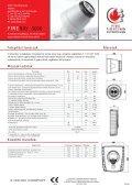 FIRERAY® 5000 - Elektrovill - Page 2