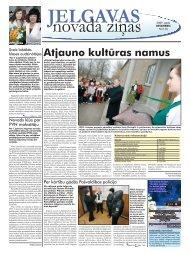 2009. gada decembris Nr.2. - Jelgavas rajona padome