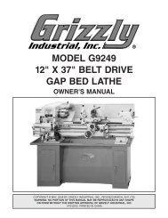 model g9249 12