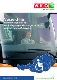 Verzeichnis - Wirtschaftskammer Österreich