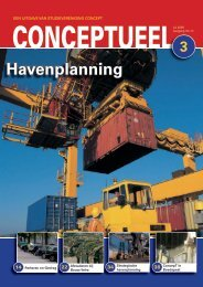 Havenplanning - Studievereniging ConcepT - Universiteit Twente