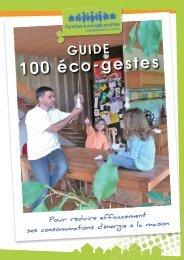 Guide 100 éco-gestes - défi