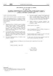 REGULAMENTUL (CE) NR. 939/2007 AL COMISIEI din 7 ... - MADR