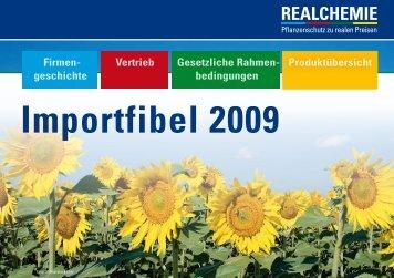 Importfibel 2009 Firmen - RealChemie