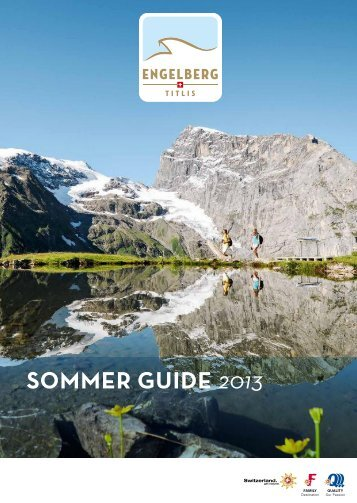 SOMMER GUIDE 2013 - Engelberg