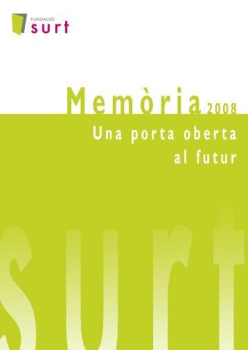 Memòria de Surt 2008