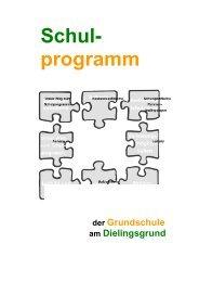 Das Schulprogramm der GS am Dielingsgrund - in der Grundschule ...