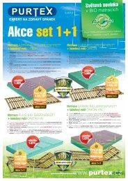 Akce set 1+1